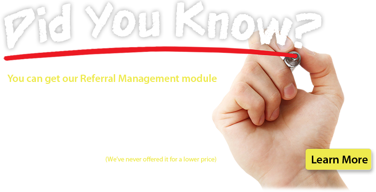 Referral Management in a Physical Therapy Practice