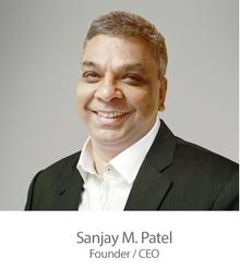 Sanjay M. Patel, Founder, CEO